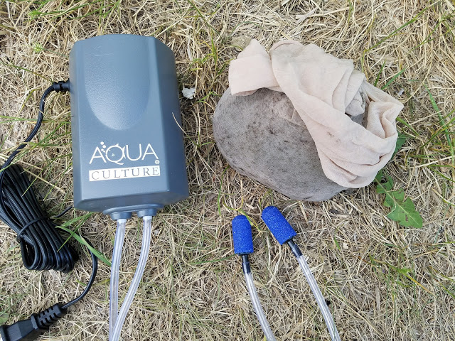 air pump for compost tea