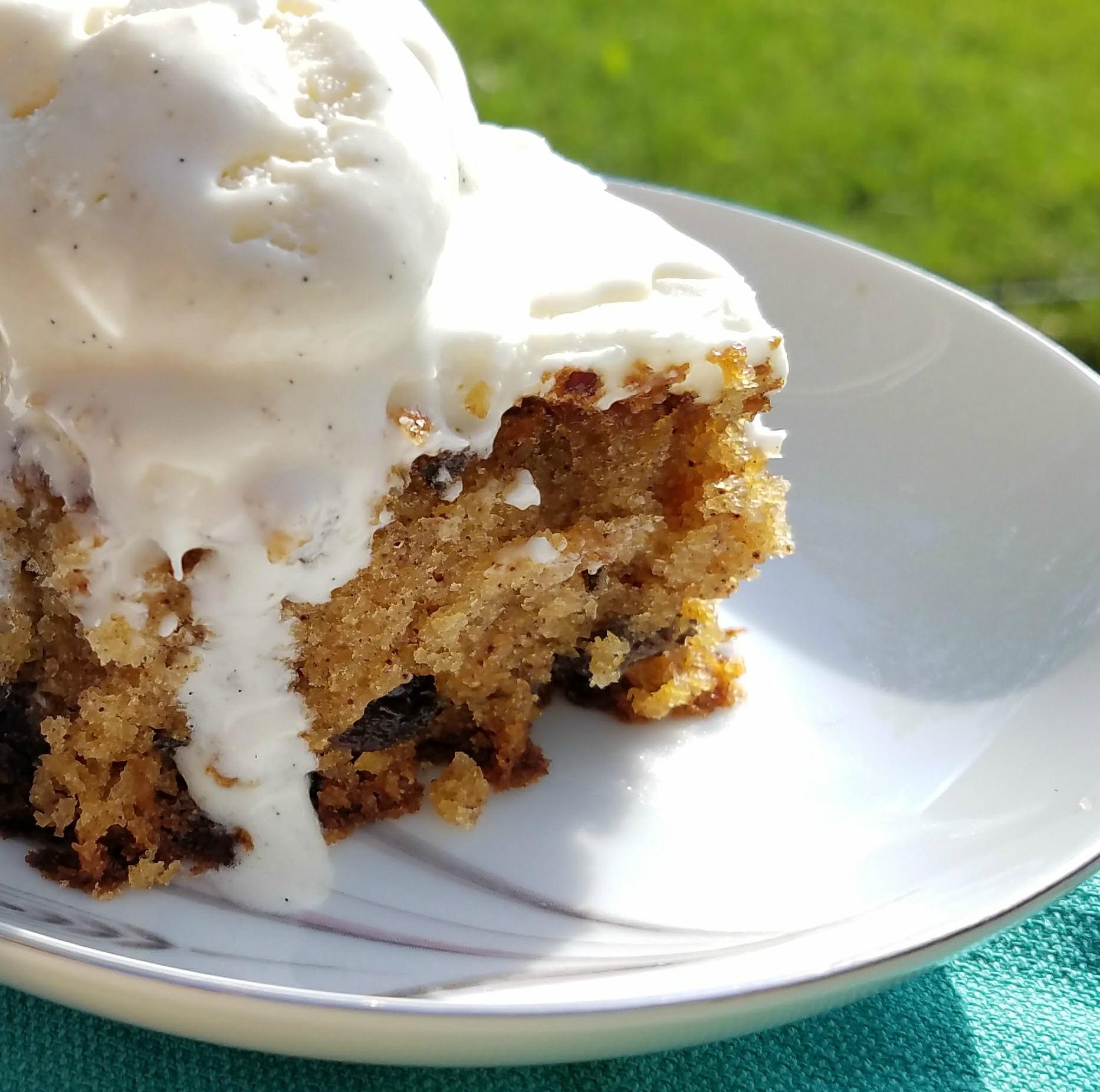 Grandma Margaret's Zucchini Cake Recipe